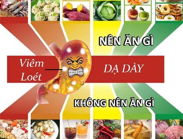 Sử dụng thực phẩm giúp giảm tiết acid dạ dày